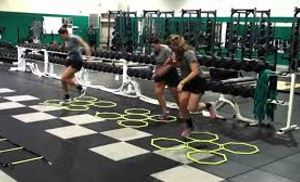 Volleyball, Speed and Agility